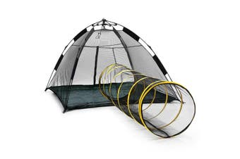 Outdoor Easy Assembly Portable Pet Tunnel
