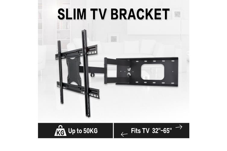 32 inch  65 inch  TV Brackets Swivel TV Wall Mount Bracket with 180 Degrees Swivel