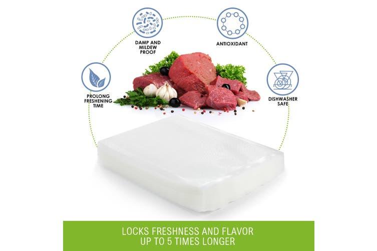 Vacuum Seal Bags Food Storage Vacuum Bags Vacuum Sealer Rolls 20*30cm 100PCS