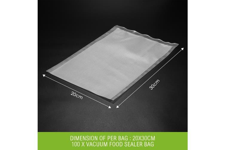 100PCS Vacuum Seal Bags Food Saver Bags 20 x 30CM