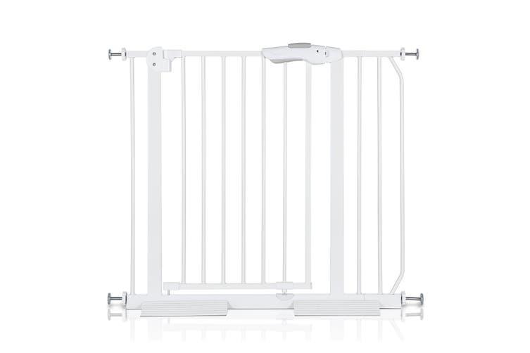 75 98CM Child Safety Gates Pet Barrier Adjustable Gate
