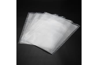 300PCS Vacuum Sealer Bags Pre set Food Saver 25x35cm
