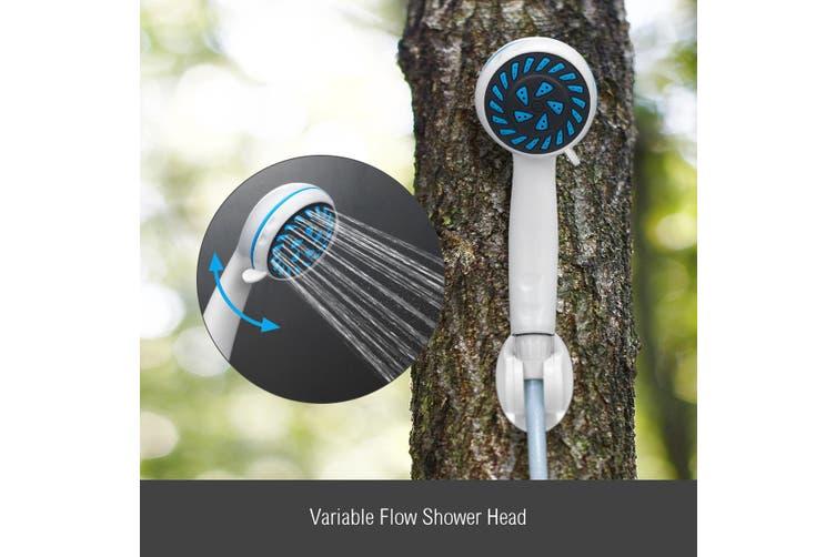 MAXKON 520L per Hr Outdoor Portable Gas Water Heater Instant Shower