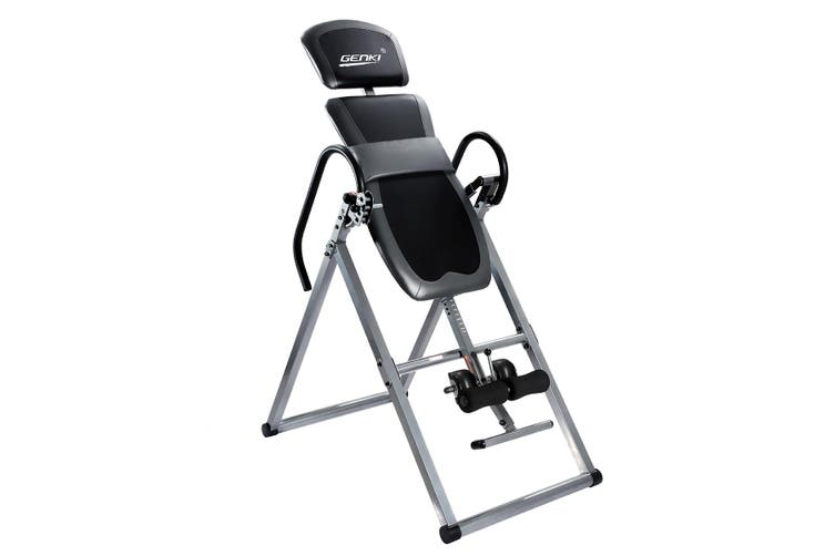 Genki Gravity Heavy Duty Inversion Table for Home Exercise