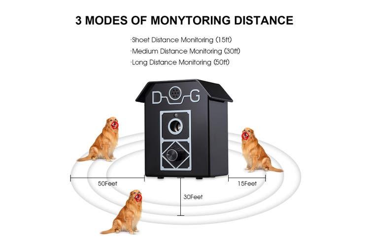 MAXKON Anti Barking Device Ultrasonic Dog Bark Controller