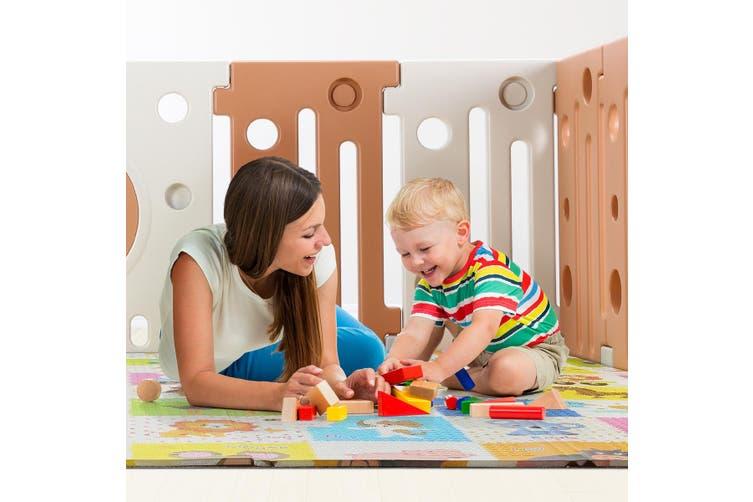 22 Panel Non Toxic Baby Playpen