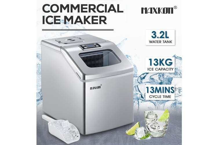 Maxkon Ice Cube Maker 3.2L