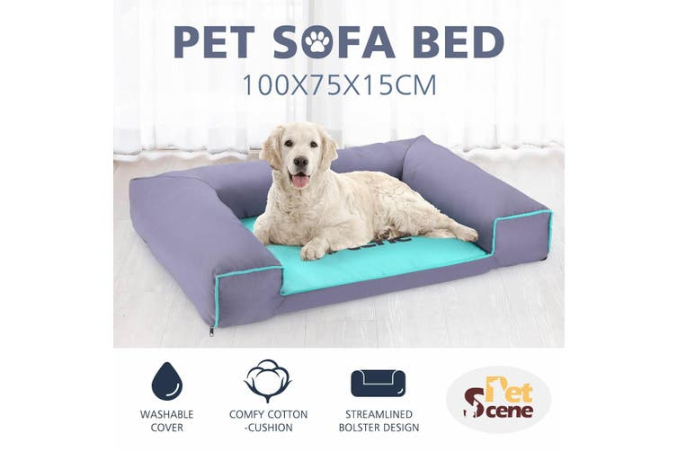 Deluxe Pet Sofa Bed for Dogs and Cats XL