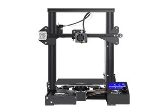 Creality Ender 3 Pro 3D Printer Magnetic Hot Bed 220x220x250mm Resume Print 185mm per second