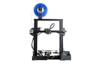 New Creality Ender 3 3D Printer High Precision 220x220x250mm Resume Print 1.75mm PLA ABS