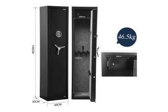 8 Gun Electronic Storage Locker Safe with Internal Security Box