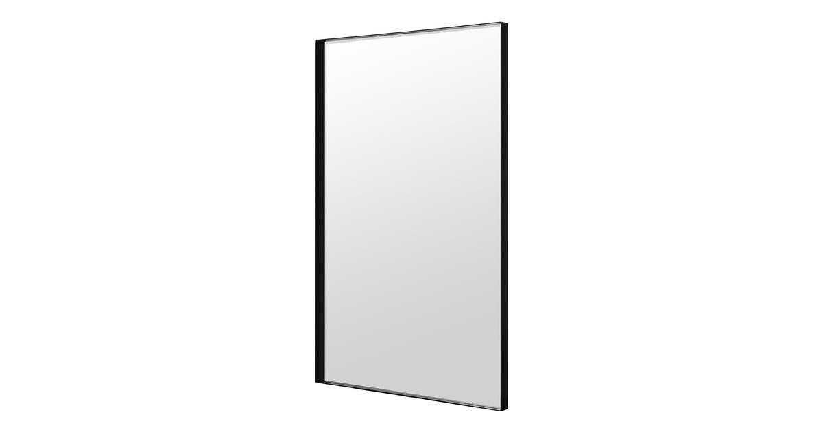 Full Length Wall Mirror Dressing Mirror 120cmx80cm Matt Blatt