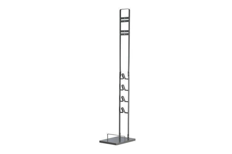 Vacuum Mounting Bracket Rack Hanger Standing Dock Cordless Cleaner for Dyson V7 V8 V10 Deep Grey