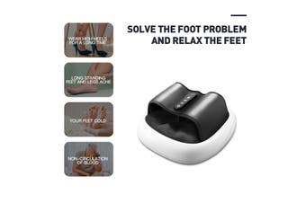 HOMASA Foot Massager Reflexology with Acupuncture Air Compression
