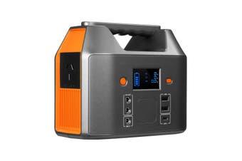 Portable 72800mAh 150W Solar Generator Power Station Battery Backup
