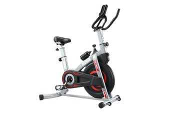 GENKI Commercial Spin Exercise Bike Training Bicycle with Adjustable Resistance