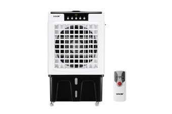 Maxkon Portable 30L Evaporative Air Fan Humidifier Cooler Commercial Fan Industrial Purifier