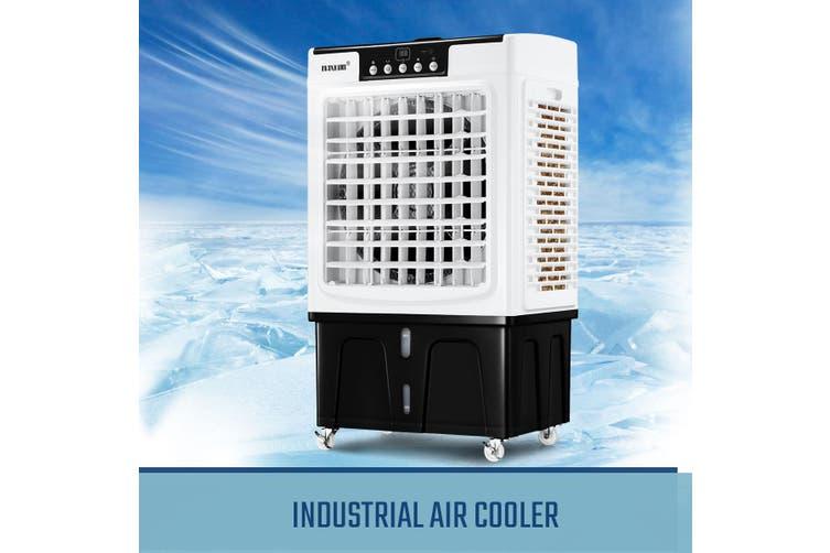 Maxkon Portable 30L Evaporative Air Fan Humidifier Cooler Commercial Fan Industrial Purifier