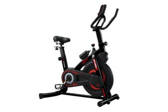 Genki Commercial Spin Bike Aerobic Training Exercise Bike with Adjustable Resistance