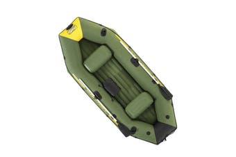 Bestway Marine-Grade Inflatable Boat Set 2.91mx1.27mx46cm Hydro-Force