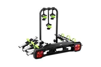 3 Bike Carrier Rack Towbar Bike Rack Hitch Mount Bicycle Holder for Car SUV Truck