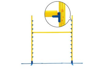 Agility Practice Adjustable Jump Bars for Dog Training