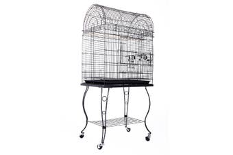 Large Durable Bird Cage with Wheels