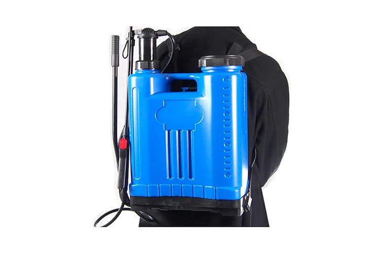 20L Large Capacity High Pressure Manual Backpack Sprayer