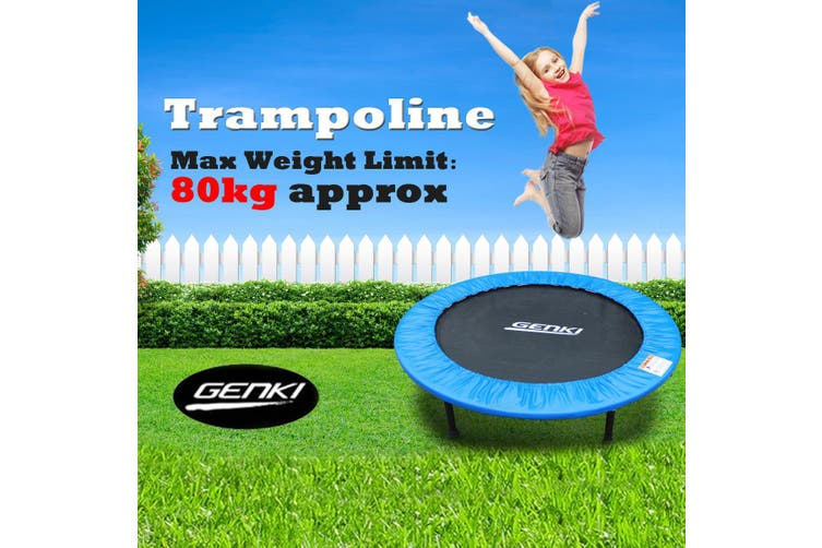 Genki Trampoline with Safety Padding Cover 40 Inch