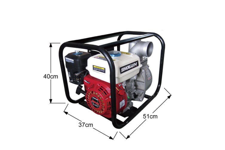 Multipurpose 6.5HP Petrol Water Pump Garden Pump for Ponds