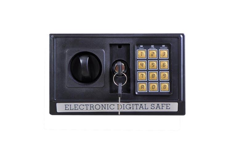14 Gun Safe with Electronic Lock & Ammunition Box