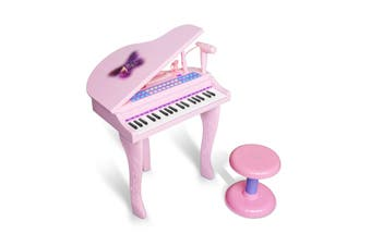 Deluxe musical Electronic Organ For Kids  Pink