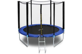 Genki Safe Trampoline   8ft