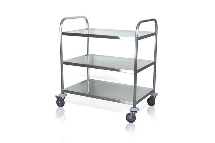 Kitchen Cart Dishes Trolley Storage