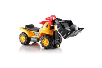 Toy Tractor for Kids Ride On Excavator