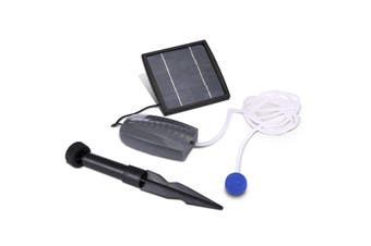 Solar Powered Pond Air Pump for Fish 1.5W