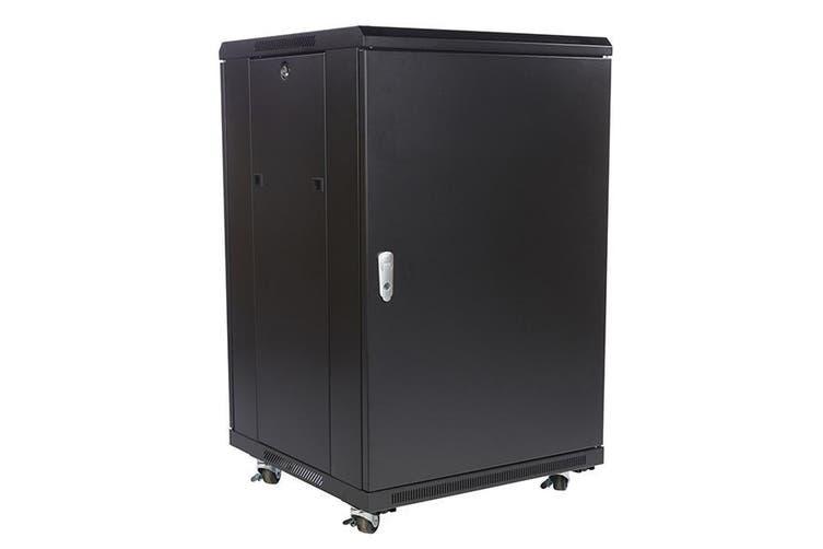18Ru 600Mm Wide X 600Mm Deep Server Rack