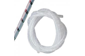 Spiral Binding Cable Wrap - 30.5m Natural