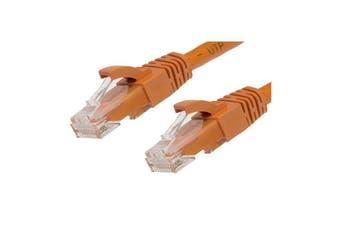4M Rj45 Cat6 Ethernet Cable Orange
