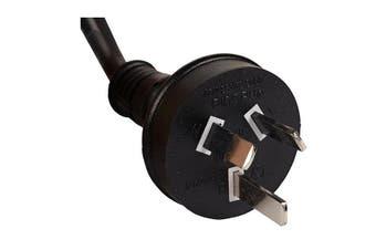 Iec C13 10A Power Cable Black 3M