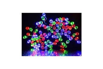 100 LED Indoor Outdoor Waterproof Solar Fairy String Lights