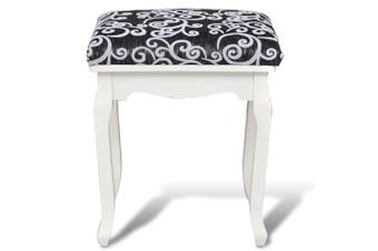 Dressing Stool - Black