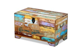 Solid Reclaimed Wood Storage Chest