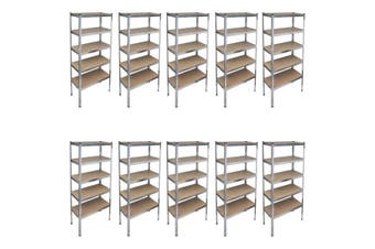 Storage Rack Garage Storage Shelf (10 Pcs)