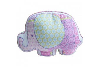 Elephant Cuddling Cushion