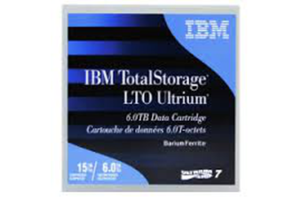 IBM LTO-7 Tape 6TB Up To 15TB Compressed