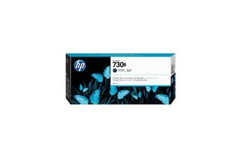 Hp 730B 300Ml Matte Black Ink Cartridge