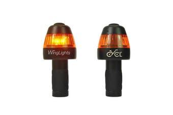 Winglights Accessories Indicators Fixed Black