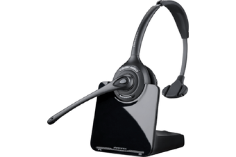 Plantronics Cs510 Over-The-Head Monaural Wireless Deskphone