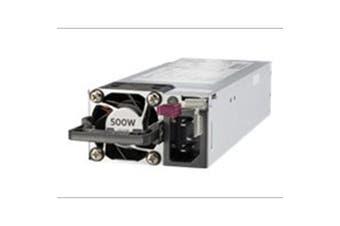 HPE Power Supply Hot-Plug / Redundant 500 Watt